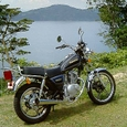 GN125H ツーリング